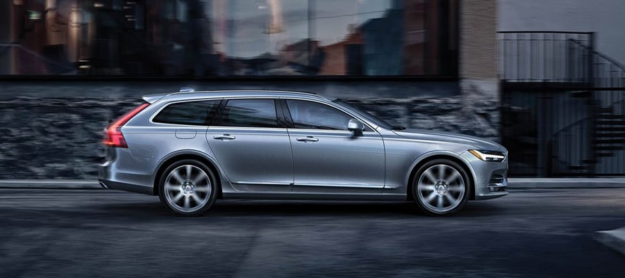2020 Volvo V90 Review | Specs & Features | Houston TX