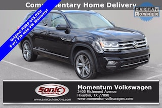 Used 2019 Volkswagen Atlas 3.6L V6 SEL R-Line SUV for sale in Houston