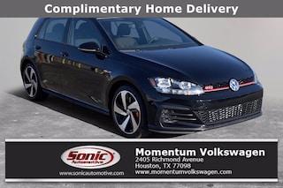 New 2021 Volkswagen Golf GTI 2.0T S Hatchback in Houston