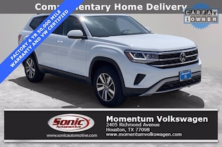 Used 2021 Volkswagen Atlas 2.0T SE SUV for sale in Houston