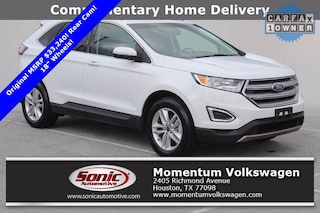 Used 2018 Ford Edge SEL SUV for sale in Houston