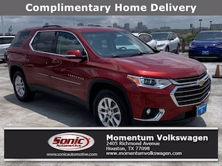 Used 2018 Chevrolet Traverse LT Cloth SUV for sale in Houston