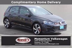 New 2021 Volkswagen Golf GTI 2.0T S Hatchback for sale in Houston