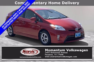 Used 2014 Toyota Prius Hatchback for sale in Houston