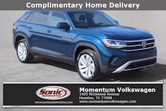 New 2021 Volkswagen Atlas Cross Sport 2.0T SE w/Technology SUV for sale in Houston