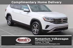 New 2021 Volkswagen Atlas 2.0T SE (2021.5) SUV for sale in Houston