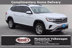 New 2021 Volkswagen Atlas 2.0T S SUV for sale in Houston