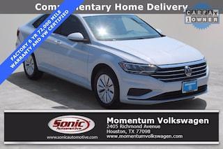 Used 2019 Volkswagen Jetta S Sedan for sale in Houston