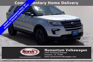 Used 2018 Ford Explorer XLT SUV for sale in Houston