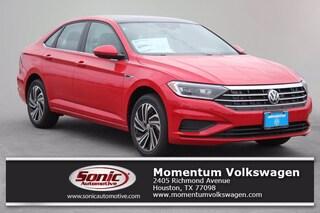 New 2020 Volkswagen Jetta 1.4T SEL w/ULEV Sedan in Houston