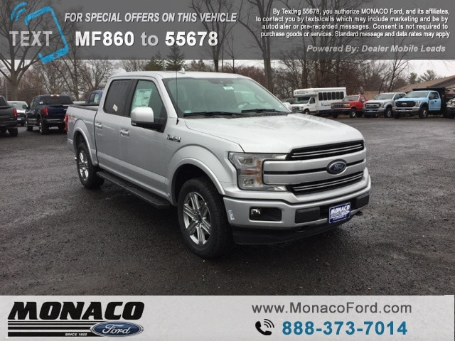 New 2018 Ford F-150 Lariat Truck Hartford, Connecticut