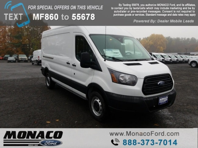 New 2019 Ford Transit 250 MR Base Cargo Van in Glastonbury, CT