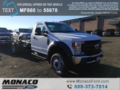 New 2019 Ford F-550 Chassis XL Cab/Chassis in Glastonbury, CT