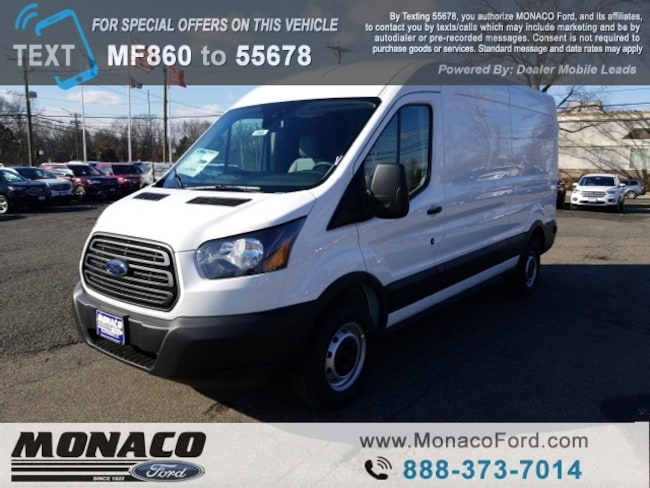 New 2019 Ford Transit 250 Mr Base Cargo Van Glastonbury