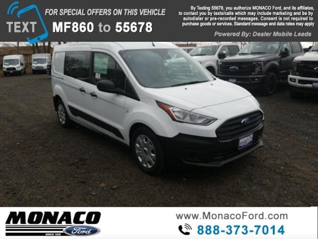 New 2019 Ford Transit Connect XL Minivan/Van in Glastonbury, CT