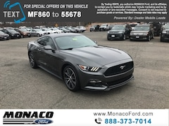 Used 2015 Ford Mustang Ecoboost Coupe Glastonbury, Connecticut