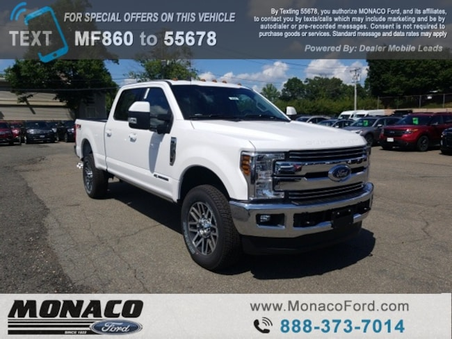 New 2019 Ford F-350 Lariat Truck in Glastonbury, CT