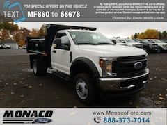 New 2019 Ford F-550 Chassis XL Truck in Glastonbury, CT