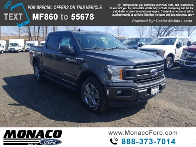 New 2019 Ford F-150 XLT Truck in Glastonbury, CT