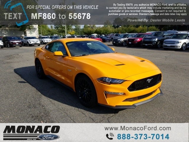 New 2019 Ford Mustang GT Coupe Hartford, Connecticut