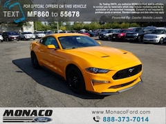 New 2019 Ford Mustang GT Coupe in Glastonbury, CT