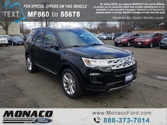 New 2019 Ford Explorer XLT SUV in Glastonbury, CT