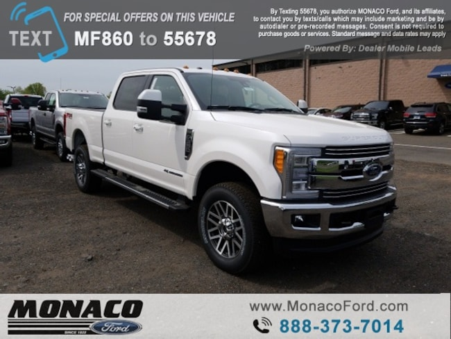 New 2018 Ford F-350 Lariat Truck in Glastonbury, CT