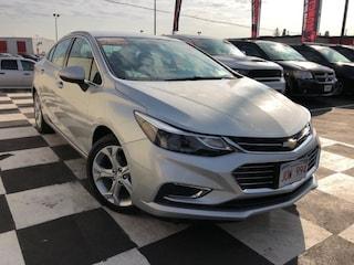2018 Chevrolet Cruze Premier Sedan