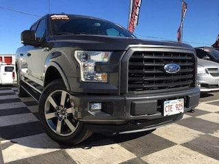 2016 Ford F-150 Truck SuperCrew Cab