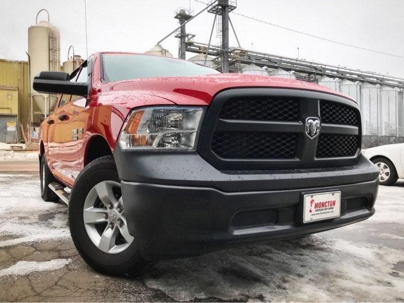 2017 Ram 1500 Tradesman - Bed Liner - Rearview Camera - 4WD - Truck Crew Cab