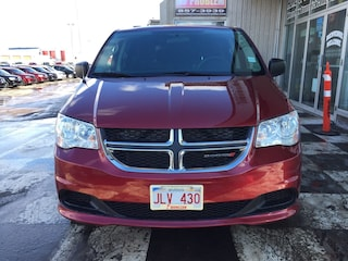 2016 Dodge Grand Caravan Canada Value Package Van Passenger Van