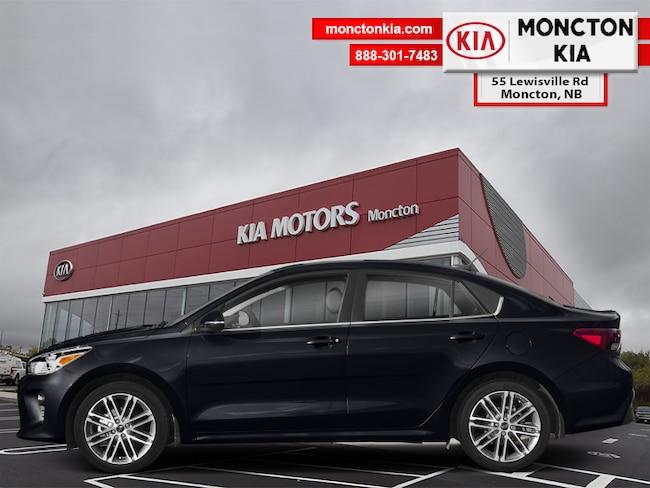 2019 Kia Rio LX+ Auto - Heated Seats -  Bluetooth - $117.79 B/W Sedan Automatic 1.6L Aurora Black