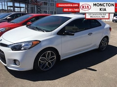 New 2015 Kia Forte Koup SX - Bluetooth - $191.05 B/W Coupe KNAFZ6A38F5412610 for sale in Moncton, NB at Moncton Kia