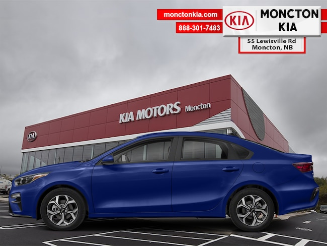 2019 Kia Forte - $133.61 B/W Sedan Automatic [] 2.0L Hyper Blue Metallic