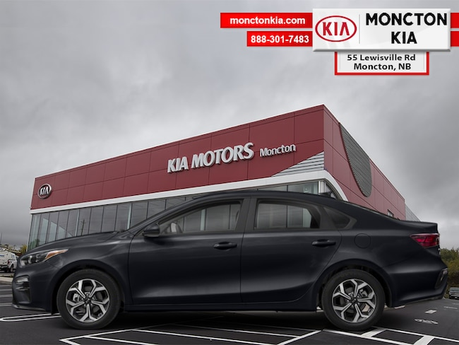 2019 Kia Forte - $138.49 B/W Sedan Automatic [] 2.0L Aurora Black