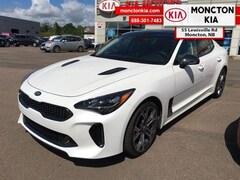 New 2018 Kia Stinger - $305.90 B/W Sedan KNAE35LC3J6025650 for sale in Moncton, NB at Moncton Kia