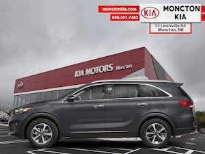 2019 Kia Sorento SXL Limited AWD - Navigation - $324.77 B/W