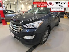 Used 2014 Hyundai Santa Fe Sport - $120.12 B/W SUV 5XYZUDLA3EG230513 for sale in Moncton, NB at Moncton Kia