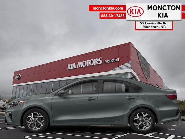 2019 Kia Forte - $133.61 B/W Sedan Automatic [] 2.0L Urban Grey Metallic