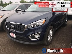 New 2016 Kia Sorento 2.0L Turbo LX+ -  Bluetooth - $243.91 B/W SUV 5XYPGDA1XGG067296 for sale in Moncton, NB at Moncton Kia