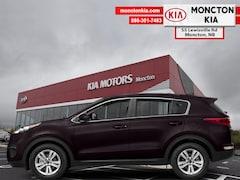 2019 Kia Sportage LX AWD - Heated Seats -  Bluetooth - $172.78 B/W SUV Automatic [] 2.4L Black Cherry