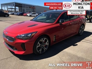 2018 Kia Stinger GT Limited - 	Leather Seats - $311.99 B/W