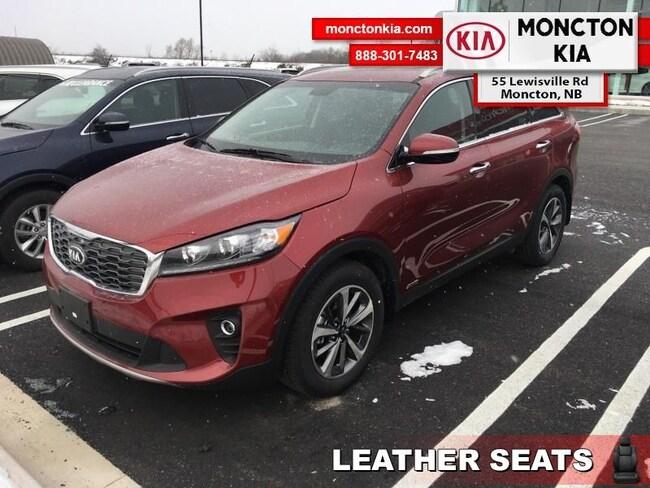 2019 Kia Sorento EX - Leather Seats -  Heated Seats - $226.94 B/W SUV Automatic [] 3.3L Passion Red Metallic