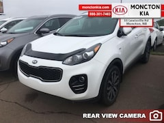 New 2017 Kia Sportage EX - Bluetooth -  Heated Seats - $225.01 B/W SUV KNDPNCAC4H7148214 for sale in Moncton, NB at Moncton Kia