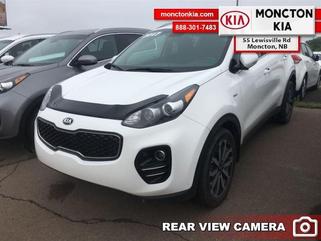 2017 Kia Sportage EX - Bluetooth -  Heated Seats - $225.01 B/W SUV Automatic [] 2.4L Polar White