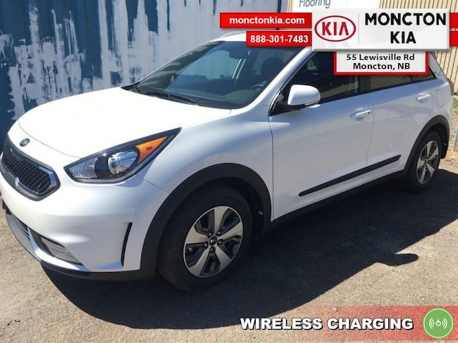 2018 Kia Niro EX Premium - Sunroof -  Heated Seats - $183.61 B/W SUV Automatic [] 1.6L Snow White Pearl