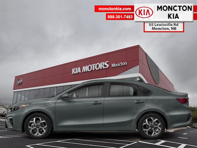 2019 Kia Forte - $133.61 B/W Sedan Automatic 2.0L Urban Grey Metallic