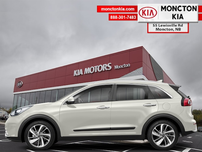 2019 Kia Niro EX - Heated Seats - $187.08 B/W SUV Automatic [] 1.6L Snow White Pearl