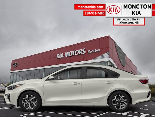 2019 Kia Forte - $148.84 B/W Sedan Automatic [] 2.0L Snow White Pearl