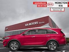 New 2019 Kia Sorento EX - Leather Seats -  Heated Seats - $261.16 B/W SUV 5XYPHDA52KG482668 for sale in Moncton, NB at Moncton Kia